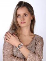 Baby-G MSG-C100G-7AER Baby-G sportowy zegarek różowe złoto