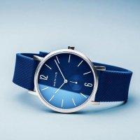 Bering 16940-709 męski zegarek True Aurora pasek