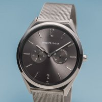 Bering 17140-009 męski zegarek Ultra Slim bransoleta