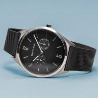 Bering 17140-102 męski zegarek Ultra Slim bransoleta