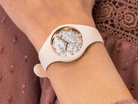 beżowy Zegarek ICE Watch Ice-Flower ICE.016663 - duże 6