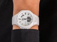 biały Zegarek  Baby-G BSA-B100SC-7AER - duże 6