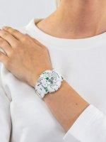 biały Zegarek Casio Baby-G BA-120SC-7AER - duże 5
