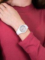 biały Zegarek ICE Watch Ice-Glitter ICE.001344 - duże 5