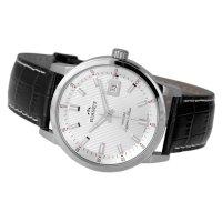 Bisset BIS066 zegarek złoty klasyczny Klasyczne pasek