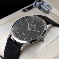 Bisset BIS067 męski zegarek Klasyczne pasek