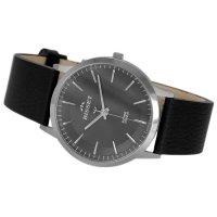 Bisset BIS067 zegarek szary klasyczny Klasyczne pasek