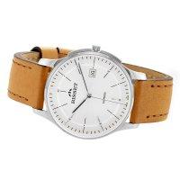 Bisset BIS069 zegarek złoty klasyczny Klasyczne pasek