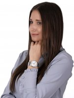 Bisset BSBE03SWSM05BX zegarek damski Biżuteryjne