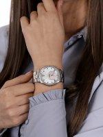 Bisset BSBE03SWSM05BX zegarek klasyczny Biżuteryjne