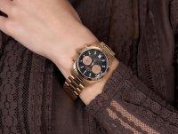 Bisset BSBE22RIBR05AX zegarek damski Biżuteryjne