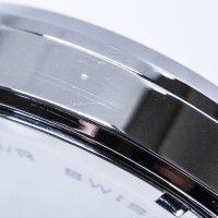Bisset BSDF34SIDX05AX-POWYSTAWOWY męski zegarek Klasyczne bransoleta
