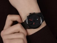 Bisset BSFE11BIBR03AX Ice Ceramic Chronograph zegarek fashion/modowy Nowoczesne