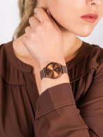 brązowy Zegarek Meller Denka W3CC-2COFFEE - duże 5