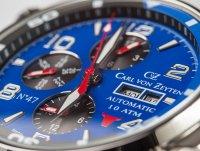 Carl von Zeyten CVZ0047BLMB zegarek klasyczny NO. 47