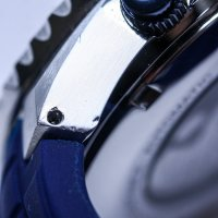 Carl von Zeyten CVZ0067BL-POWYSTAWOWY Belchen Belchen zegarek męski sportowy szafirowe