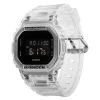 Casio DW-5600SKE-7ER zegarek bezbarwny sportowy G-Shock pasek