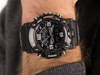 G-Shock GG-B100BTN-1AER Mudmaster Carbon Core G-SHOCK X BURTON smartwatch sportowy G-SHOCK Master of G