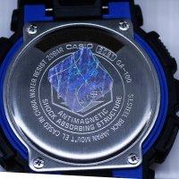 Casio GA-100-1A2ER-POWYSTAWOWY męski zegarek G-SHOCK Original pasek
