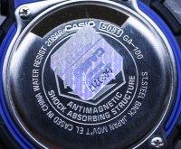 Casio GA-100-1A2ER-POWYSTAWOWY zegarek męski G-SHOCK Original