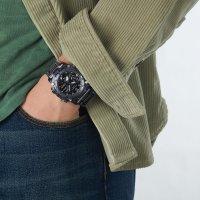 Casio GA-2000SKE-8AER zegarek czarny sportowy G-Shock pasek