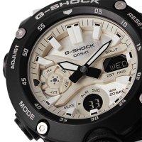 Casio GA-2000WM-1AER zegarek niebieski sportowy G-Shock pasek