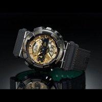 Casio GM-110NE-1AER męski zegarek G-SHOCK Original pasek