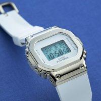 Casio GM-S5600G-7ER damski zegarek G-SHOCK Original pasek