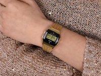Casio Vintage A159WGED-1EF zegarek damski VINTAGE Midi czarny