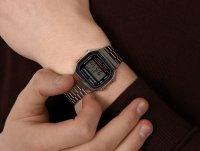 Casio Vintage A168WA-1YES zegarek męski VINTAGE Maxi