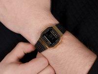 Casio Vintage A168WEGB-1BEF zegarek męski VINTAGE Maxi