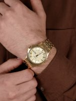 Citizen BF2013-56PE zegarek złoty elegancki Elegance bransoleta