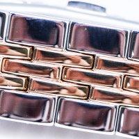 Cluse CW0101208015-POWYSTAWOWY Rose Gold White Pearl zegarek klasyczny Triomphe