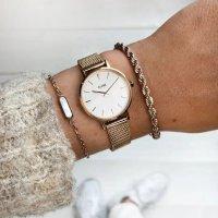 Cluse CW0101211003 zegarek damski La Boheme Mesh