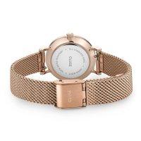 Cluse CW0101211003 zegarek klasyczny La Boheme Mesh