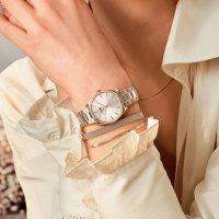 Cluse CW11201 zegarek srebrny fashion/modowy Feroce bransoleta