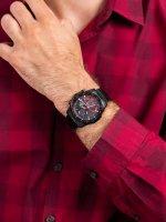 czarny smartwatch Casio EDIFICE Premium EQB-1000HR-1AER - duże 5