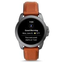 zegarek Fossil Smartwatch FTW4055 szary Fossil Q