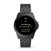 zegarek Fossil Smartwatch FTW4056 czarny Fossil Q