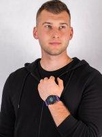 czarny Zegarek  G-SHOCK Original DW-5600THS-1ER - duże 4