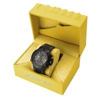czarny Zegarek  Subaqua 15144 - duże 9