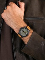 Armani Exchange AX2412 męski zegarek Fashion pasek