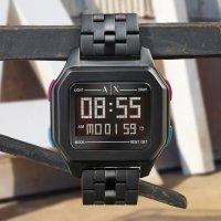 zegarek Armani Exchange AX2952 czarny Fashion