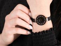 czarny Zegarek Bering Ceramic 11429-166 - duże 6