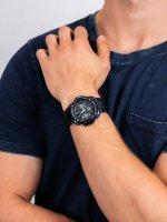 czarny Zegarek Casio G-SHOCK G-STEEL GST-W300G-1A2ER - duże 5