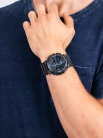 G-Shock GA-100-1A2ER G-SHOCK Original Supernova zegarek męski sportowy mineralne