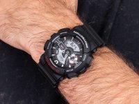 G-Shock GA-110-1AER Alpha Centauri G-SHOCK Original sportowy zegarek czarny