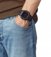 czarny Zegarek Casio G-SHOCK Original GX-56BB-1ER - duże 4