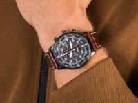 zegarek Citizen CA0695-17E czarny Chrono