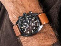 czarny Zegarek Citizen Ecodrive CA7045-14E - duże 6